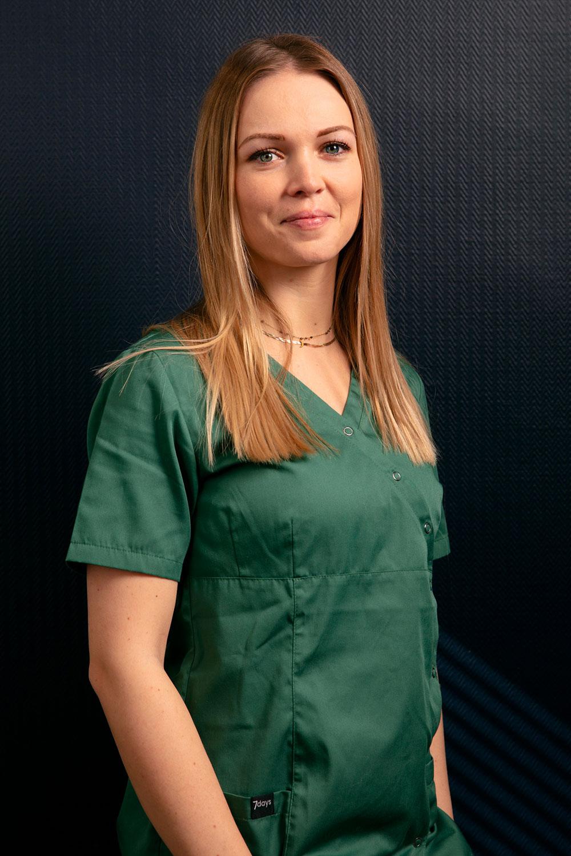 Dr Julie Martin Reims