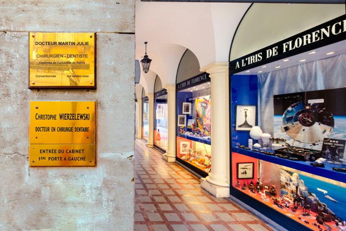 Cabinet du Dr Wierzelewski - Reims