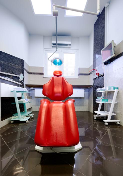Salle de soins dentaires Reims